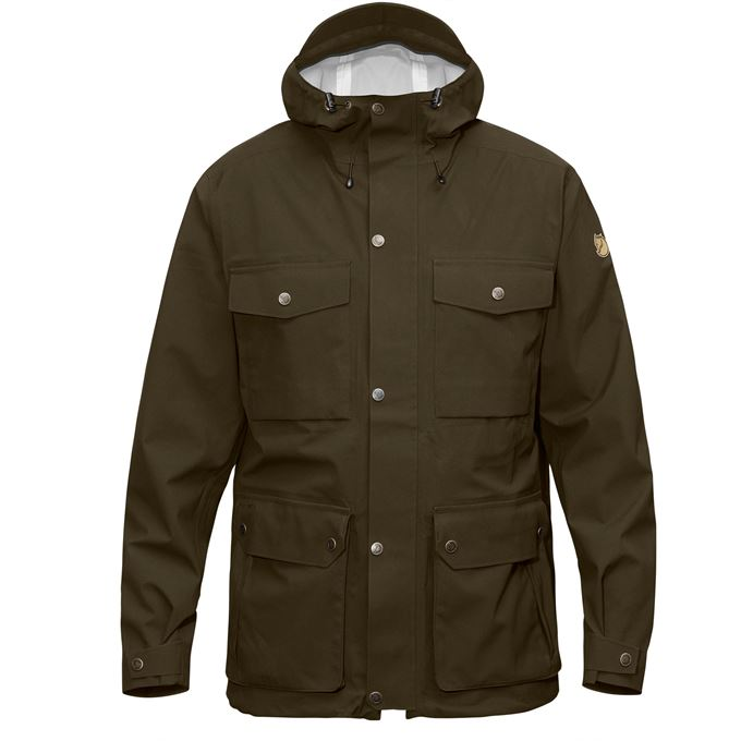 Övik Eco-Shell Jacket