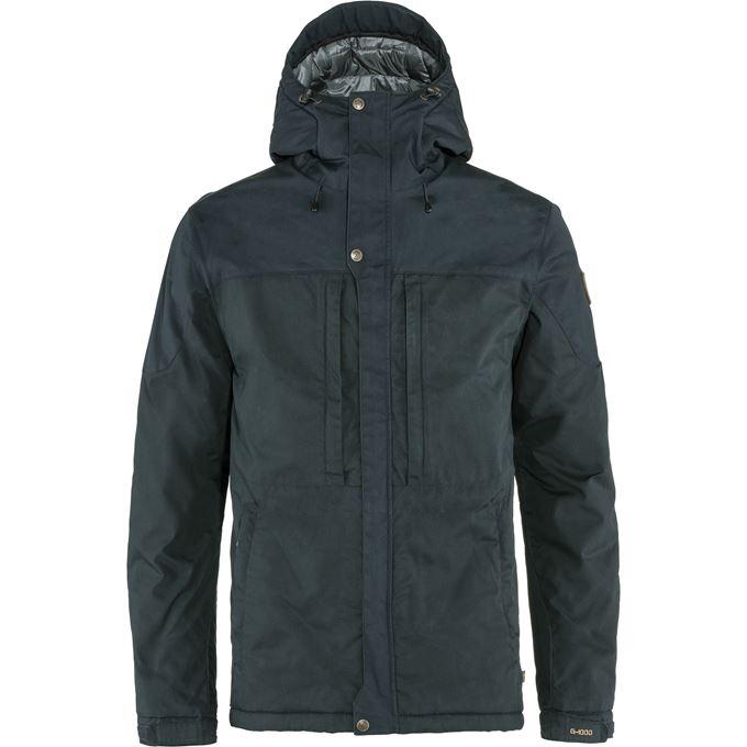 Fjällräven Skogsö Padded Jacket M Outdoor jackets Blue Men's