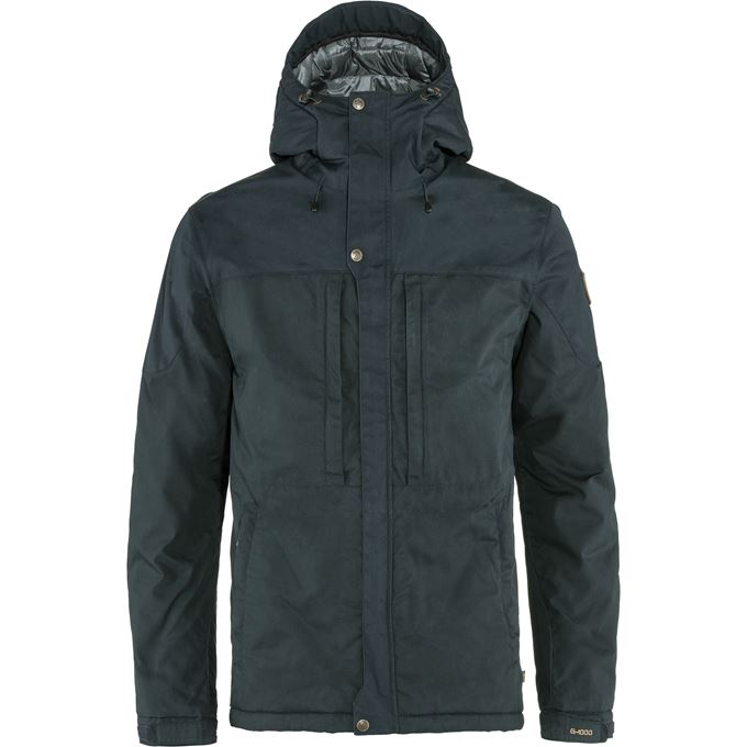 Fjällräven Skogsö Padded Jacket M Outdoor jackets Blue Men's