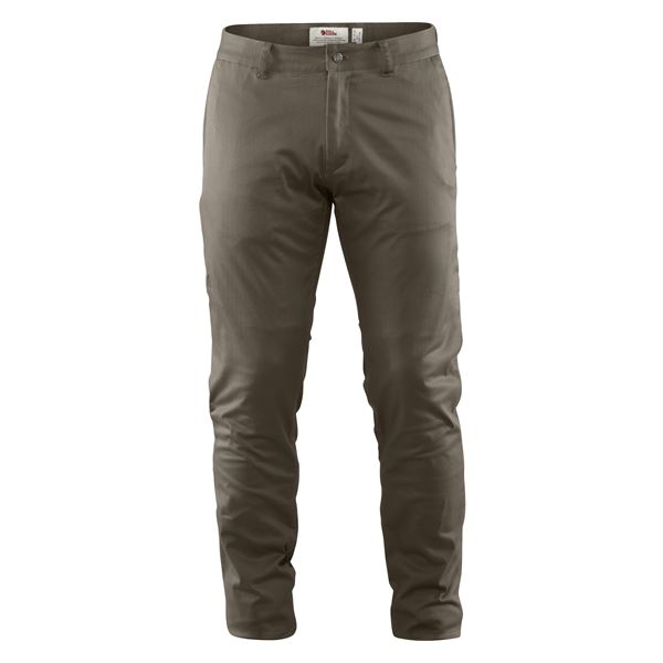 Fjällräven High Coast Stretch Trs M Long Outdoor trousers grey Men's