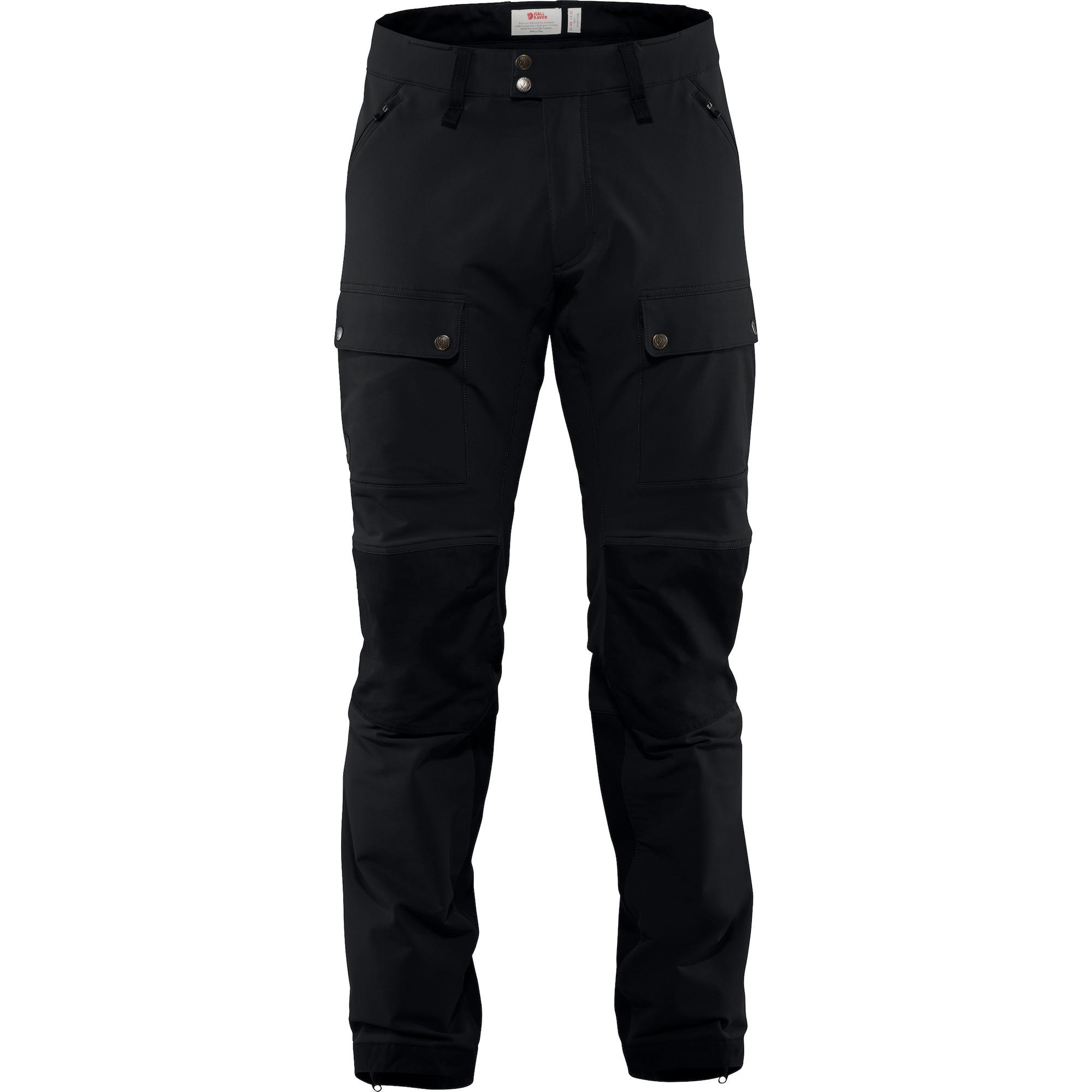 Fjäll Räven Keb Trouser Men Glacier Green Sturdy Hiking Trousers for Men