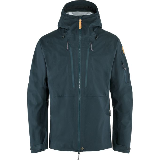 Fjällräven Keb Eco-Shell Jacket M Shell jackets blue Men's