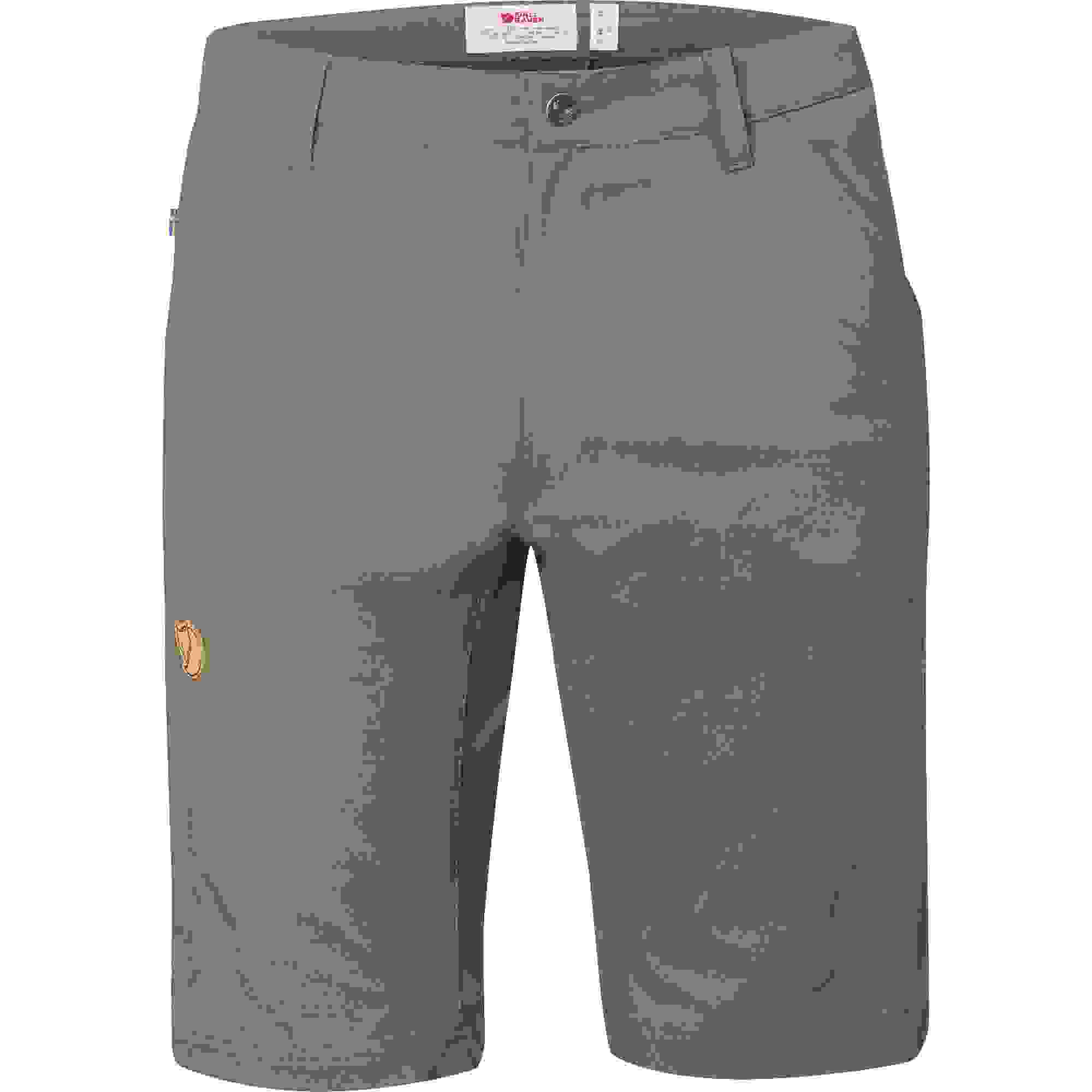 FJ/ÄLLR/ÄVEN Pantalones Cortos para Hombre Abisko