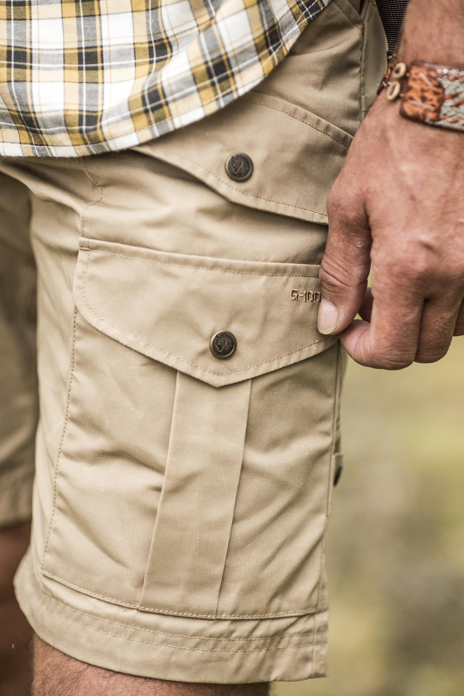 FJ/ÄLLR/ÄVEN Herren Barents Pro Shorts