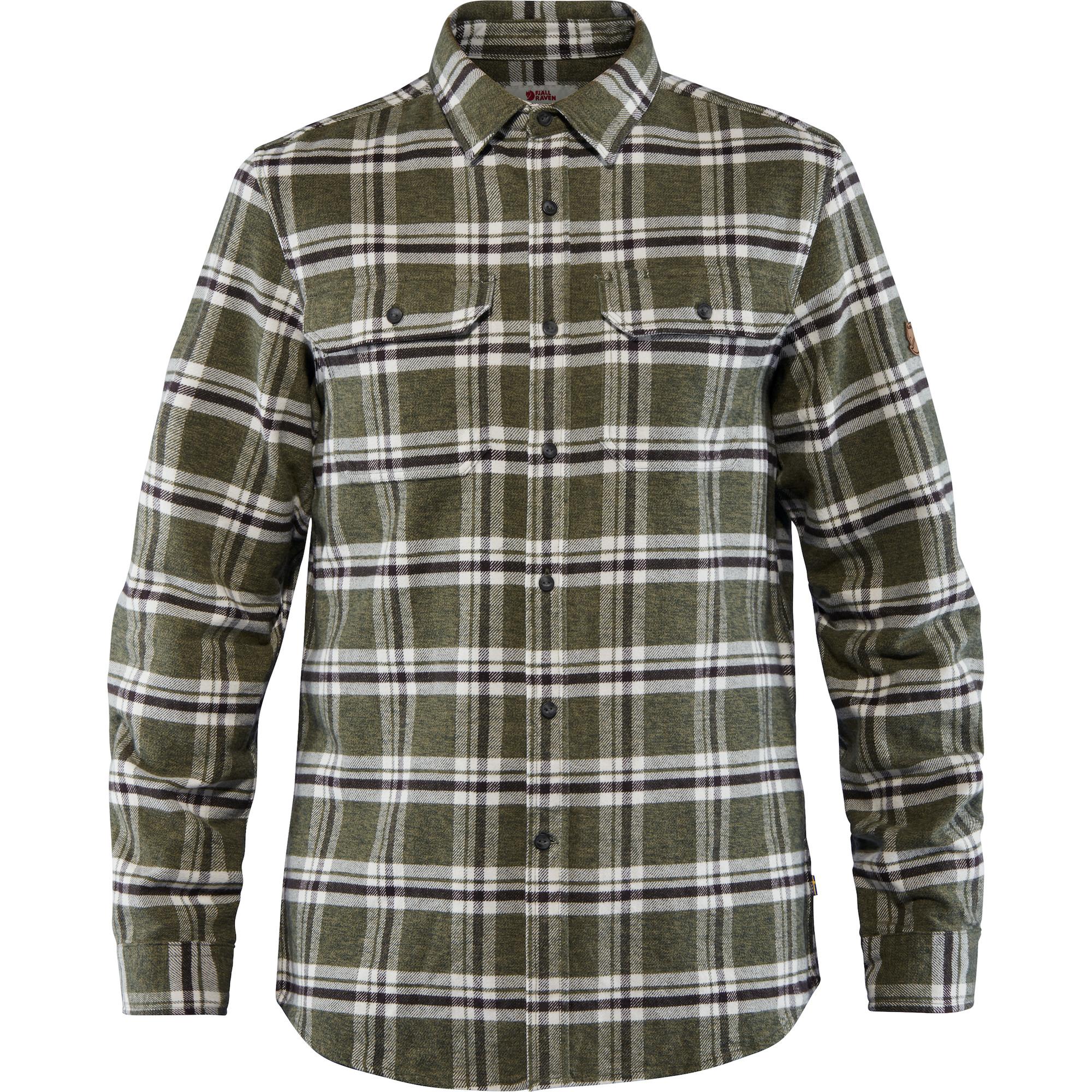 MID SEASON SALE Fjallraven Canada Shirt Black