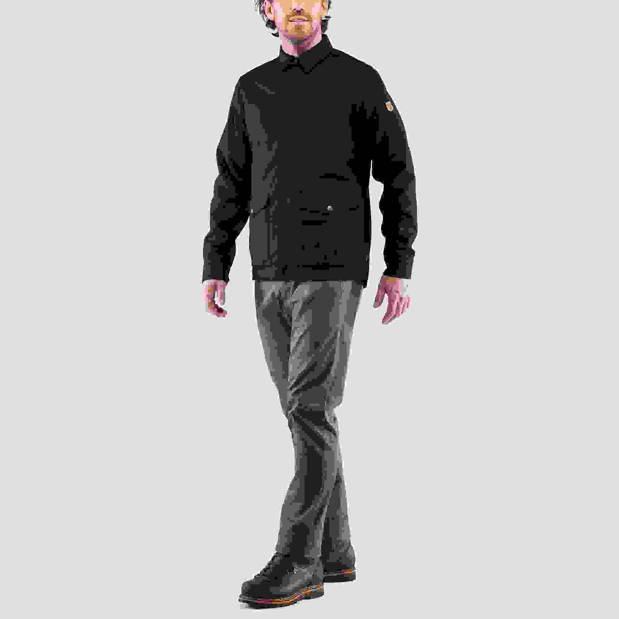 FJALLRAVEN Herren Trikot Greenland Re-Wool Sweater M