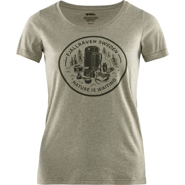 Fikapaus T-shirt W F622-999 L