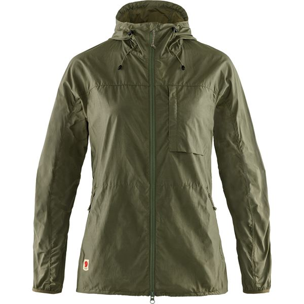 High Coast Wind Jacket W F620 L