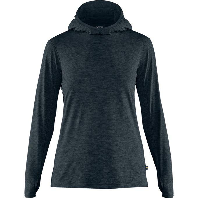 Abisko Sun-hoodie W