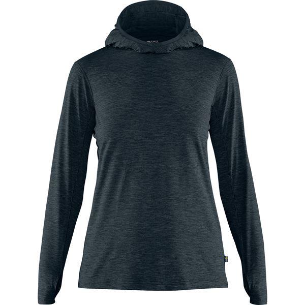 Abisko Sun-hoodie W F555 L