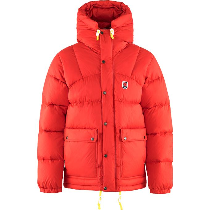 Fjällräven Expedition Down Lite Jacket M Down jackets Red Men's