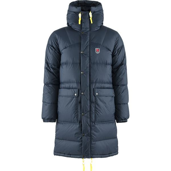 Expedition Long Down Parka M F560 L
