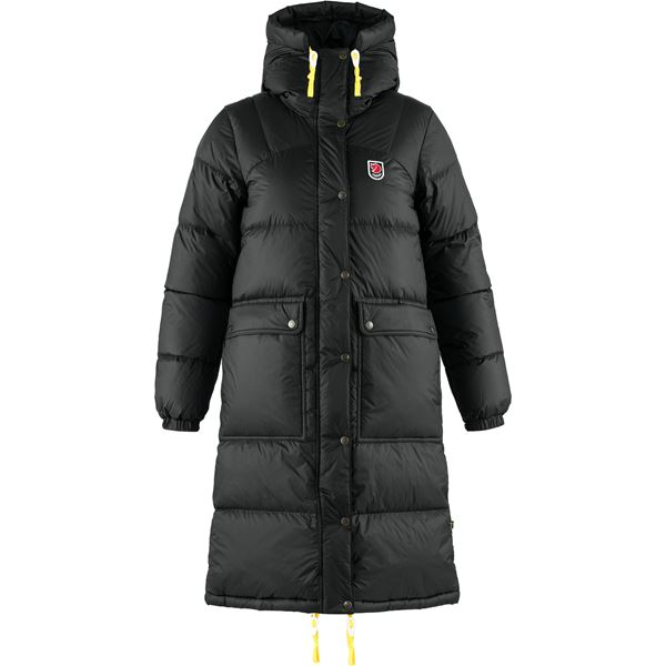 Expedition Long Down Parka W F550 L
