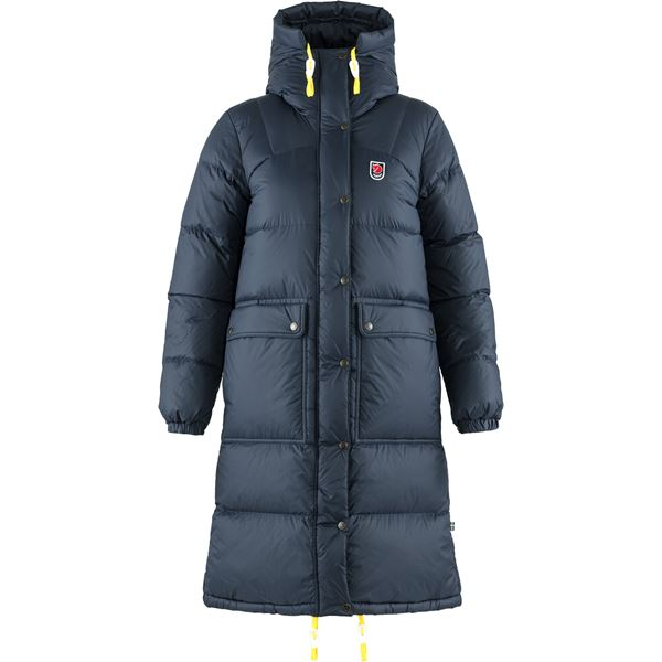 Expedition Long Down Parka W F560 L