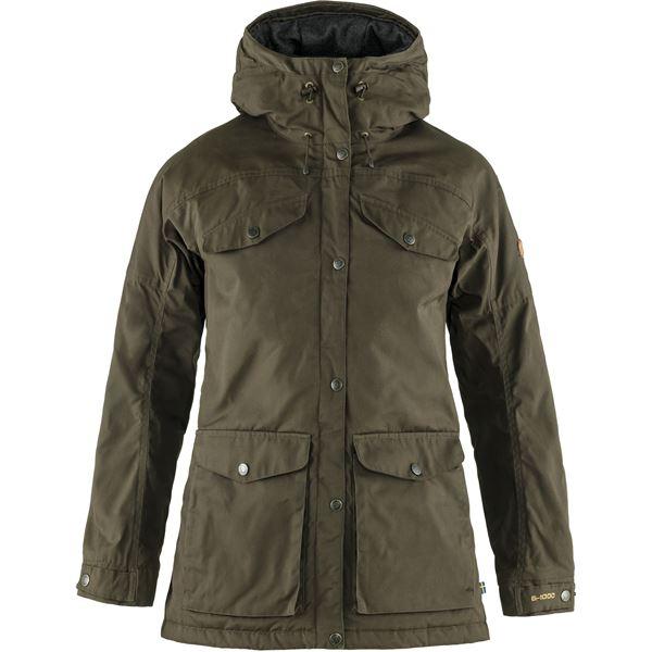 Vidda Pro Wool Padded Jacket W F633 L