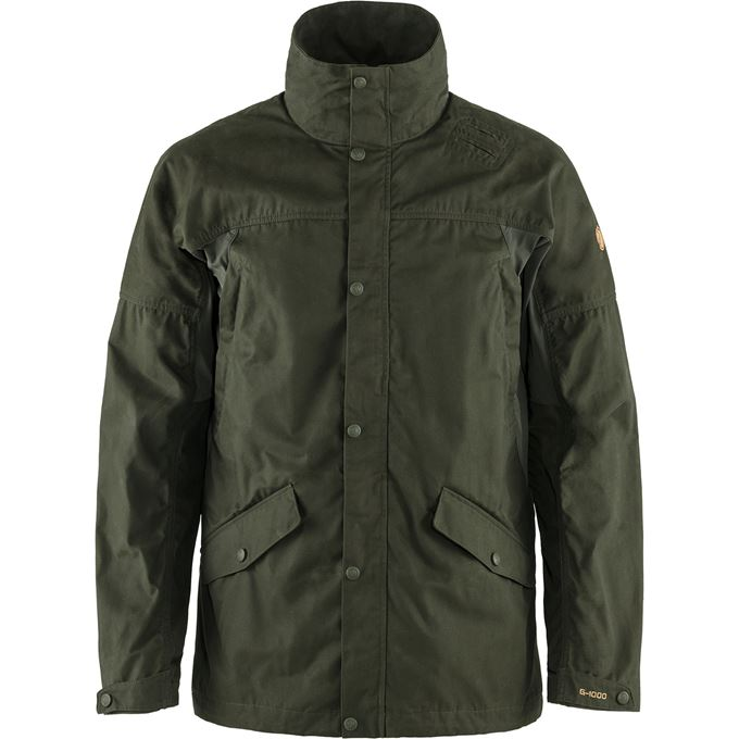 Forest Hybrid Jacket