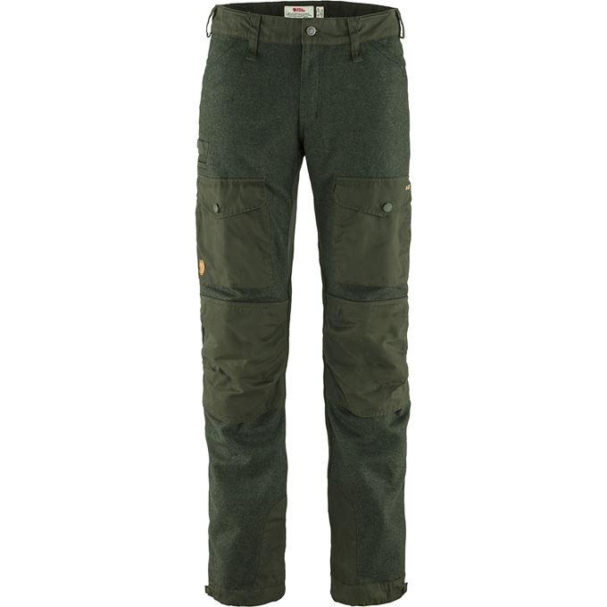 Varmland Wool Trousers M