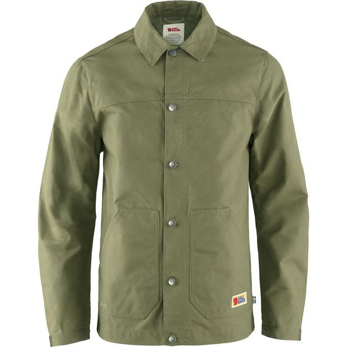 Fjällräven Vardag Jacket M Outdoor jackets Green Men's