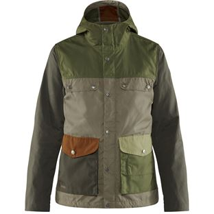 Fjällräven Samlaren Jacket 1C W Outdoor jackets Green Women's