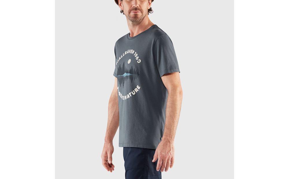 Fjällräven Forest Mirror T-shirt M T-shirts & tank tops Men's
