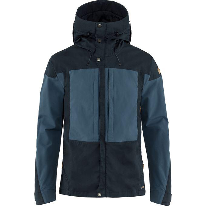Fjällräven Keb Jacket M Trekking jackets blue Men's