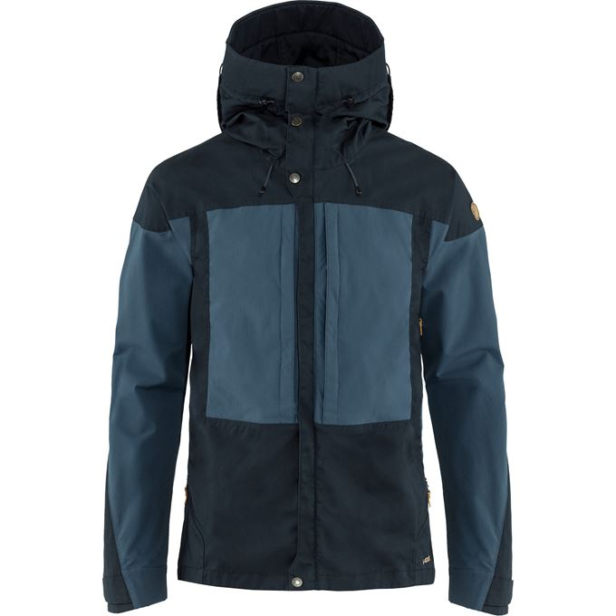 Fjällräven Keb Jacket M Trekking jackets blue Men's