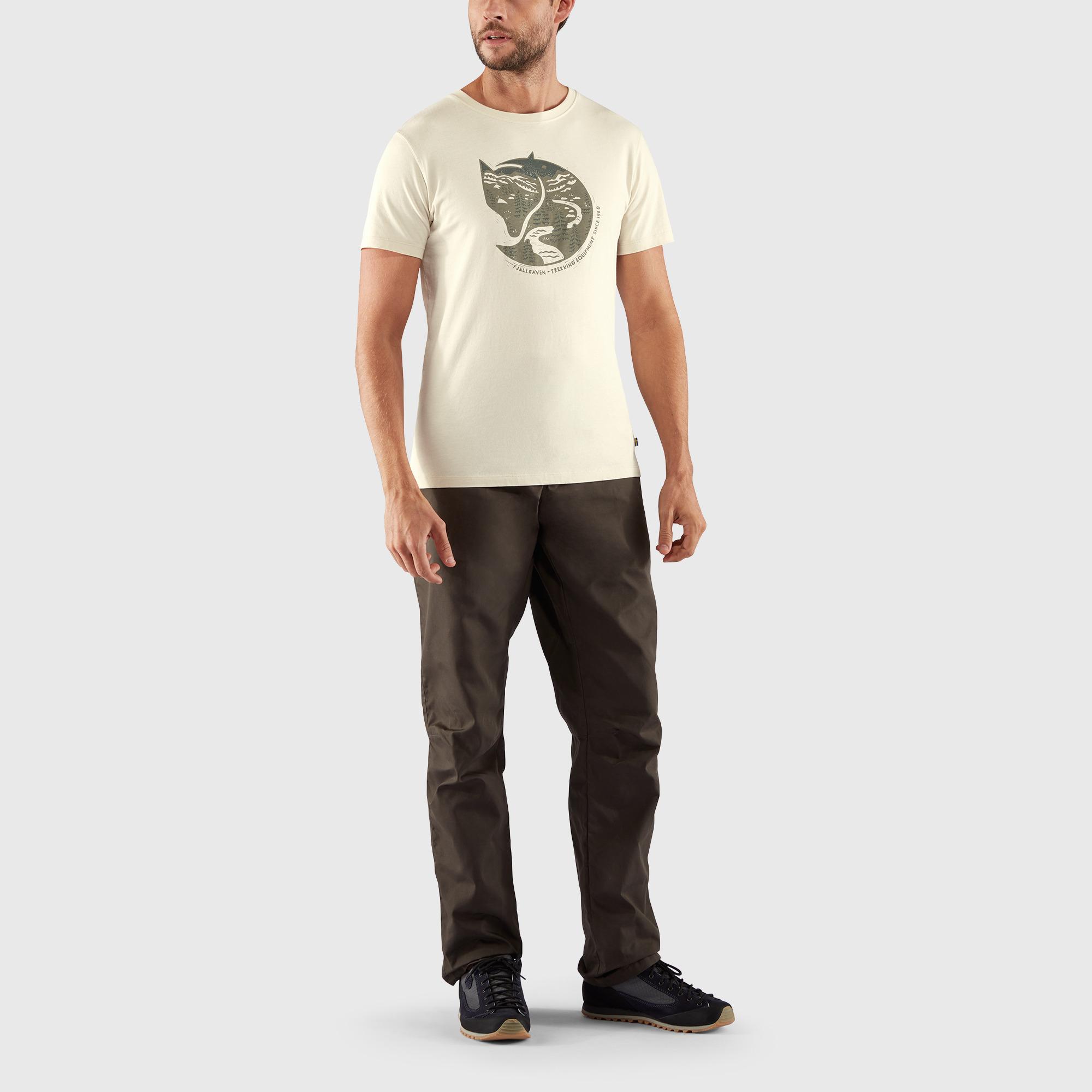 Fj/ällr/även Mens Arctic Fox T-Shirt M