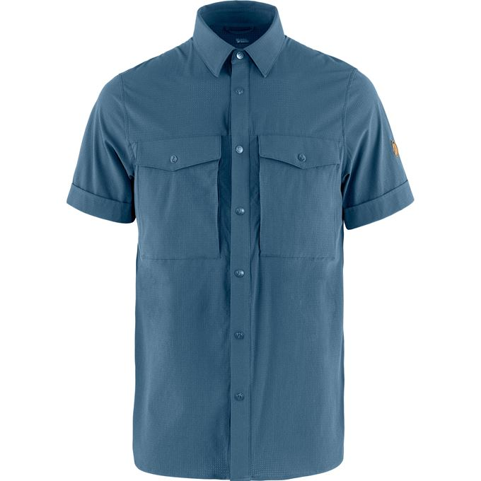 Abisko Trekking Shirt SS M