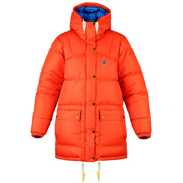 Expedition Down Jacket W F214 L