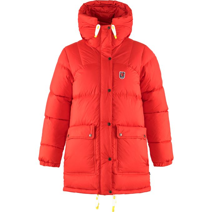 Expedition Down Jacket W