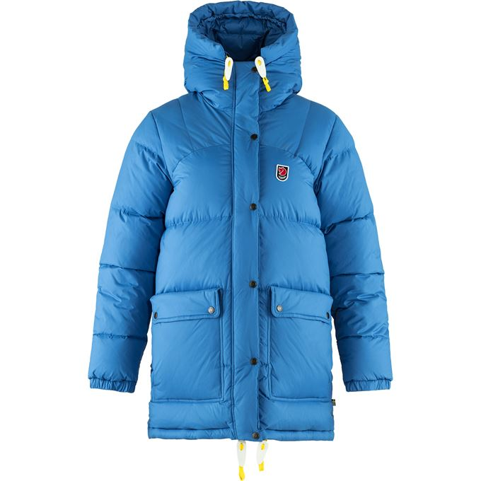 Fjällräven Expedition Down Jacket W Down jackets Blue Women's