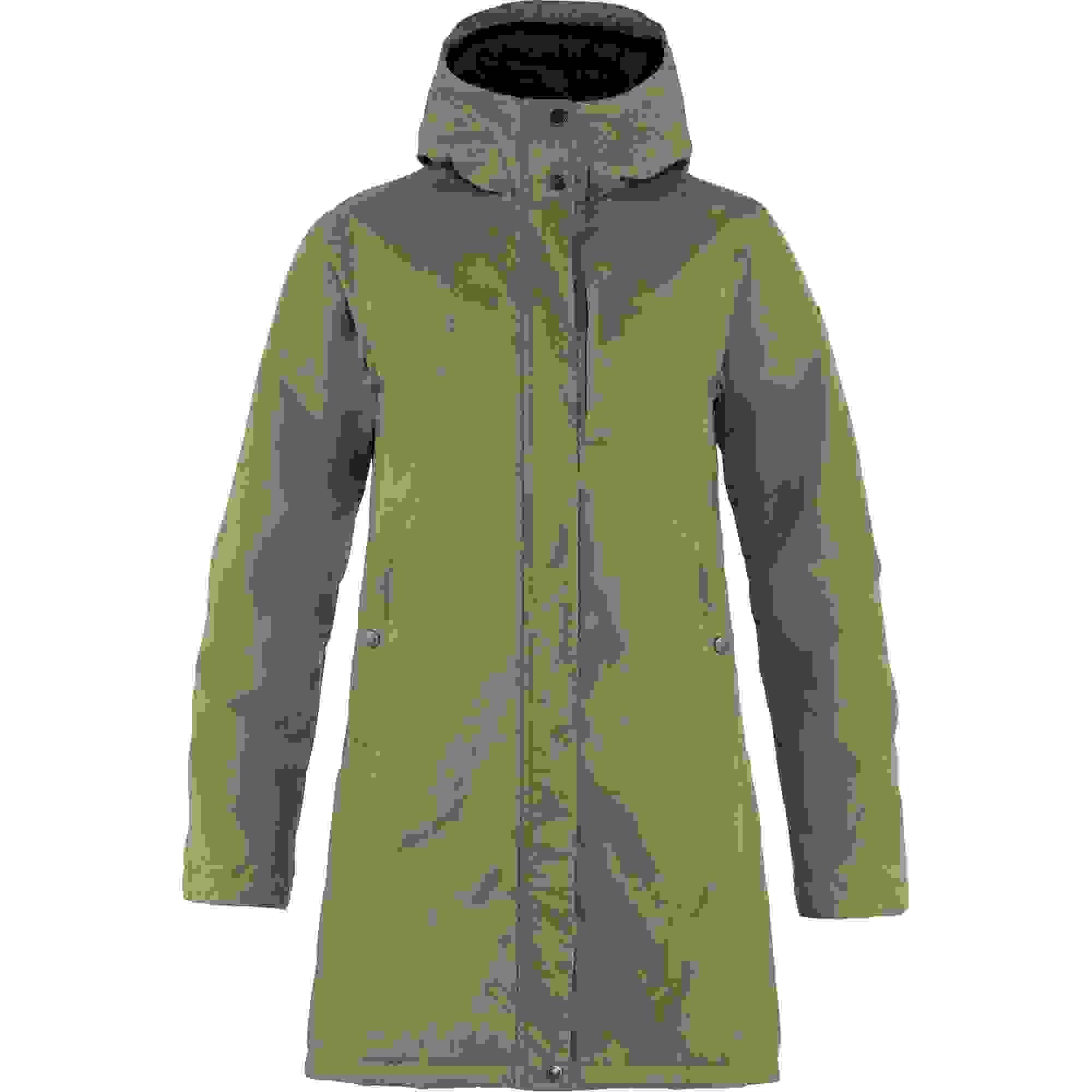FJ/ÄLLR/ÄVEN Womens Kiruna Padded Jacket