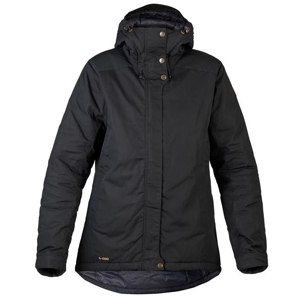 Skogsö Padded Jacket W F550 L