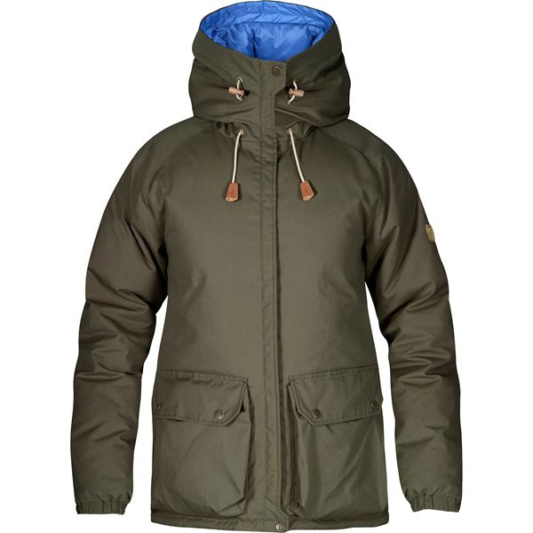 Down Jacket No. 16 W