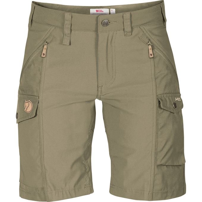 Nikka Shorts Curved W