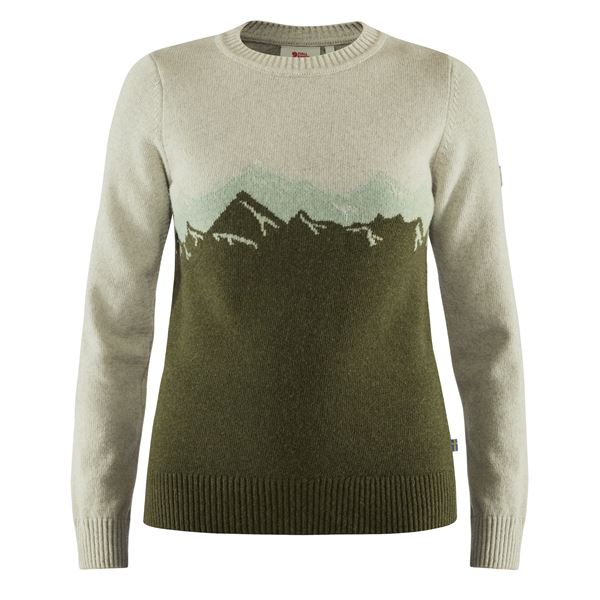 Greenland Re-Wool View Sweater W