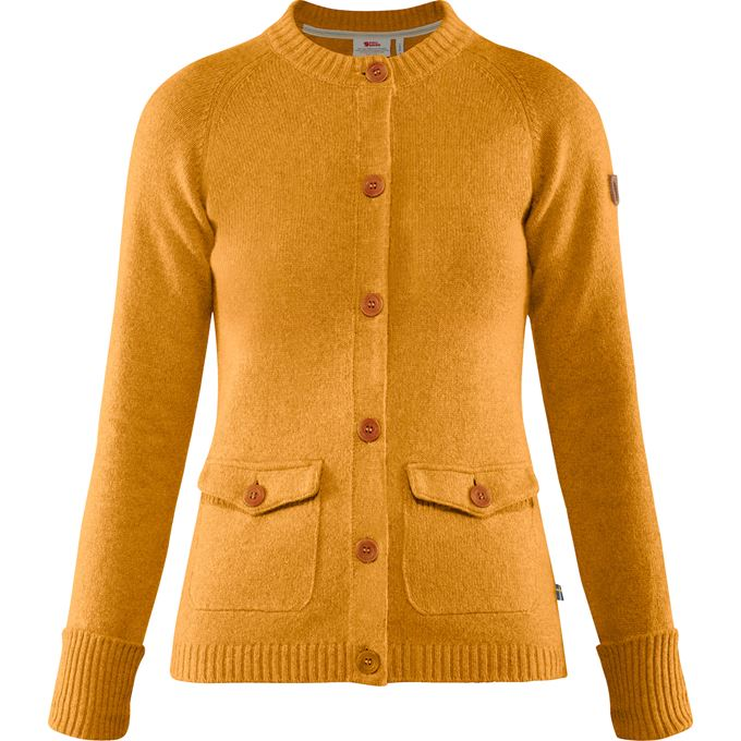 Greenland Re-Wool Cardigan W