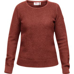 Övik Structure Sweater W