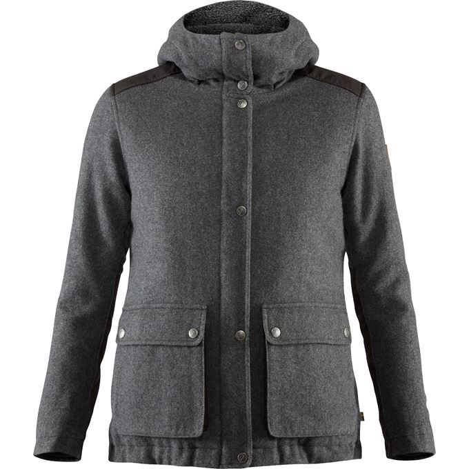 Greenland Re-Wool Jacket W