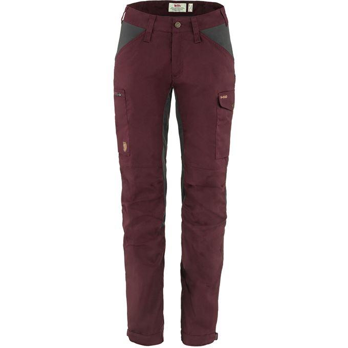 Kaipak Trousers Curved W