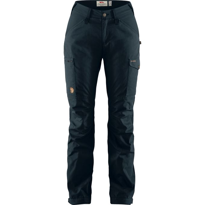 Kaipak Trousers Curved W