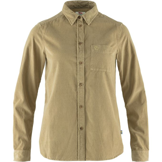 Ovik Cord Shirt W