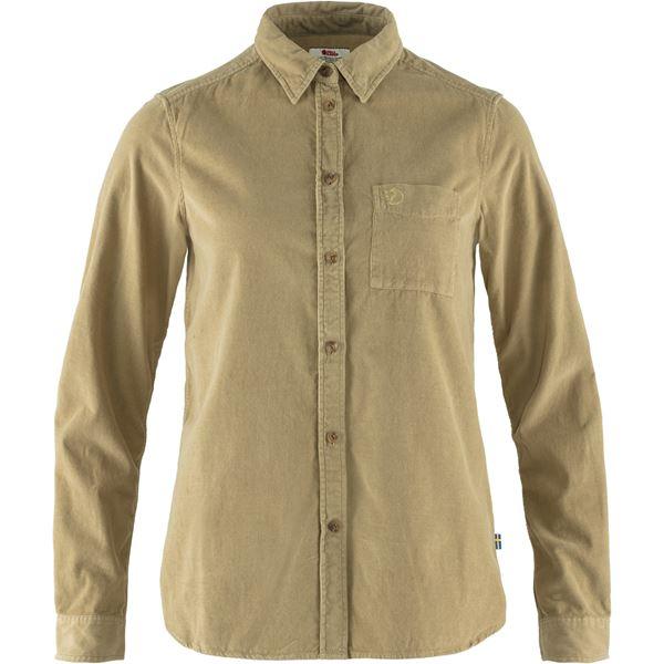 Övik Cord Shirt W F220 L