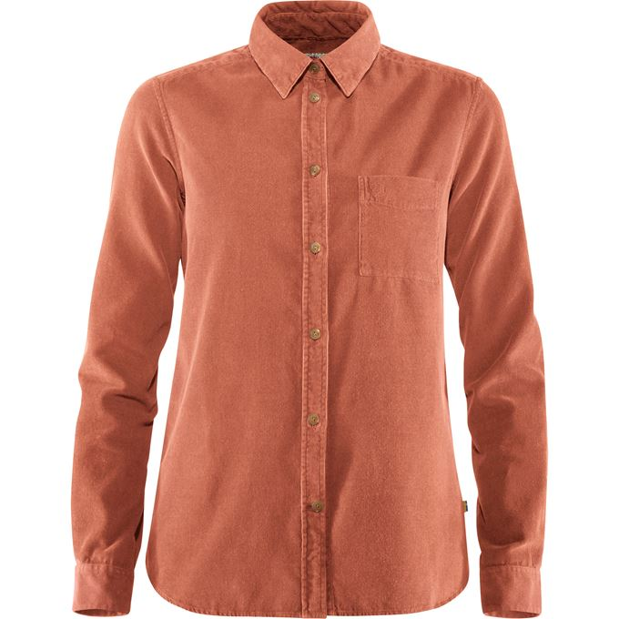 Övik Cord Shirt W