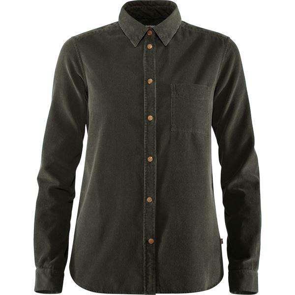 Övik Cord Shirt W F662 L