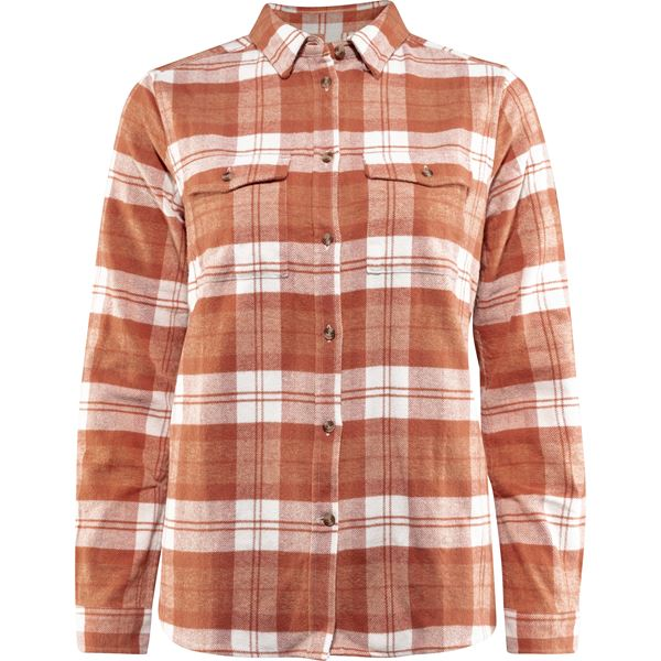 Övik Heavy Flannel Shirt W