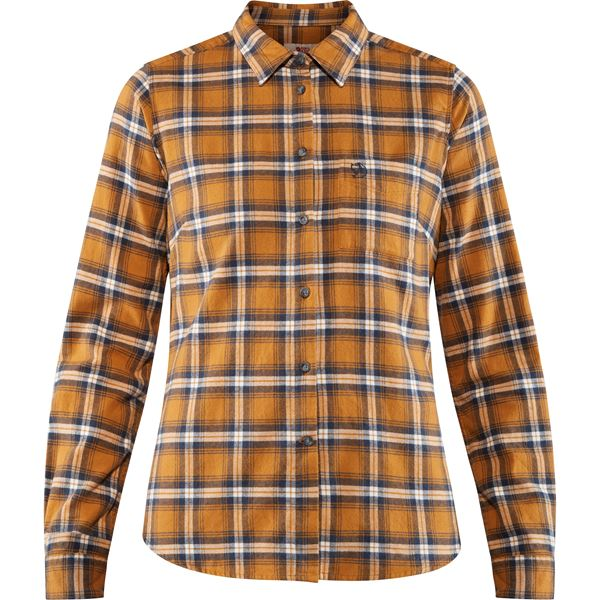 Övik Flannel Shirt W