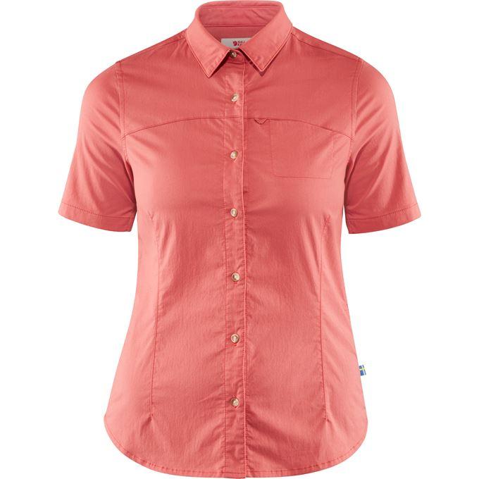 High Coast Stretch Shirt SS W