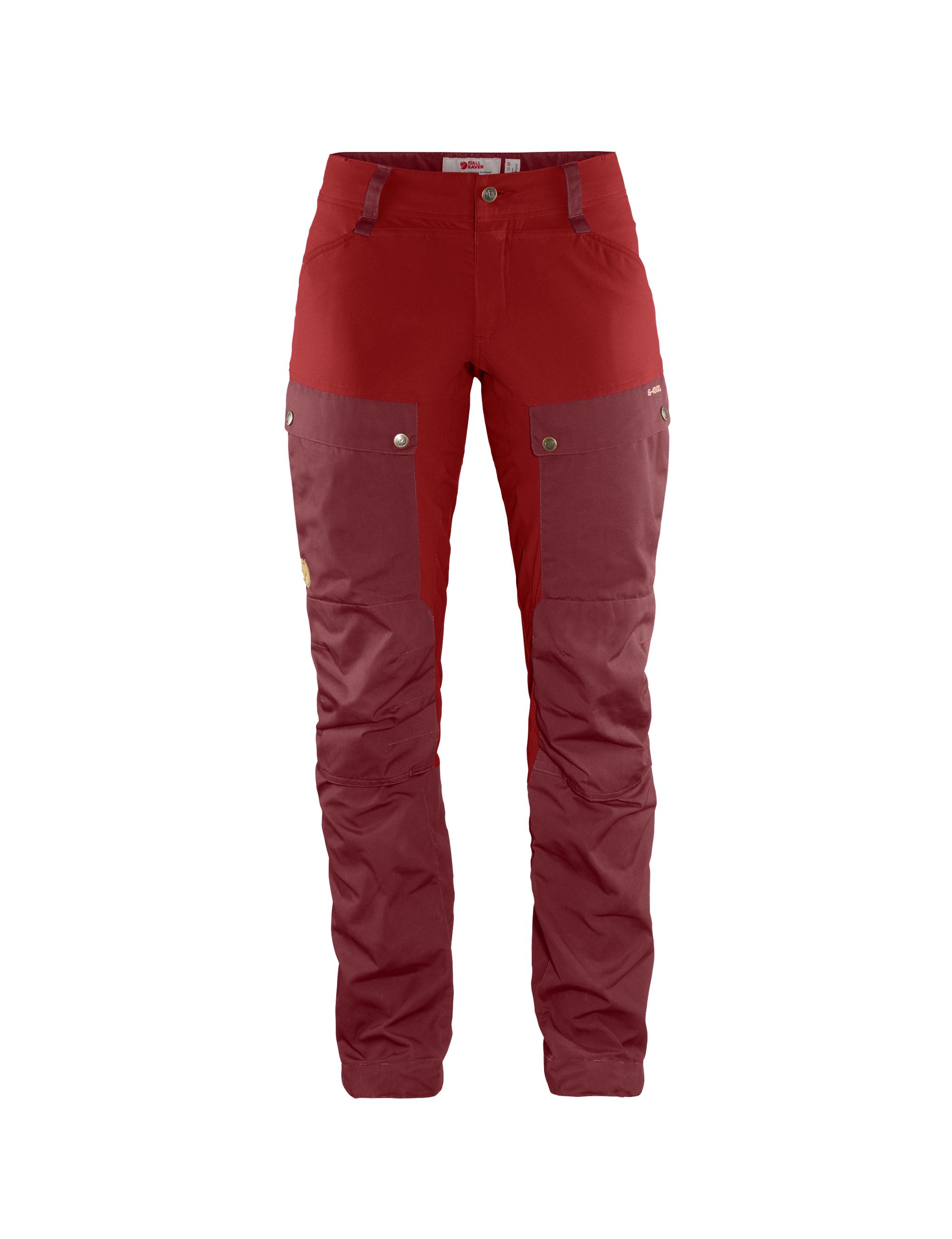Fjallraven Womens Keb Trousers Short