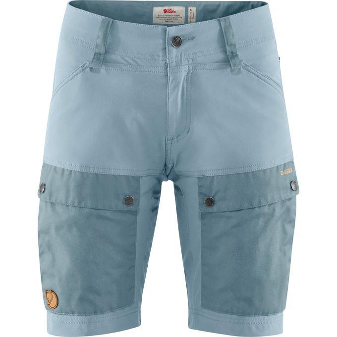Fjällräven Keb Shorts W Shorts & skirts blue Women's